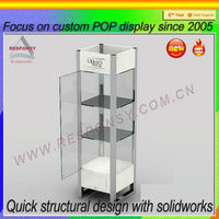 Pos acrylic jersey display case display unit for acrylic jersey display case