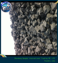 Faible teneur en cendres fonderie coke avec <span class=keywords><strong>cubilot</strong></span>
