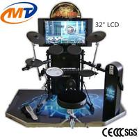 "32"" LCD Jazz Drum 3 - Coin Operated Electronic Arcade Entertainment Music Game Machine Drum Machine"