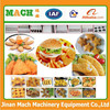 304 Stainless Steel commercial automatic hamburger patty machine