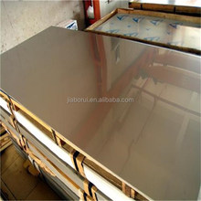 best quality Stainless Steel Plate 201,430,410,409 309 310S 316L Grade 2B,BA Finish