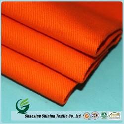 fashion style wholesale woven heavy cotton twill fabric