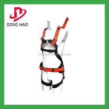 Full Body Safety Harness with lanyard for Sale
