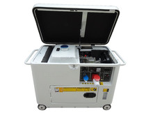 2015 New design !!! 5kva 5kw portable open or silent diesel portable generator