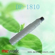 For Panasonic toner powder DP 1810 copier spare parts empty toner cartridge