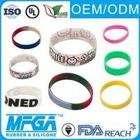 silicone bracelet connectors