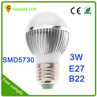 2014 china supplier cheap price SMD5730 3W g24 led bulb