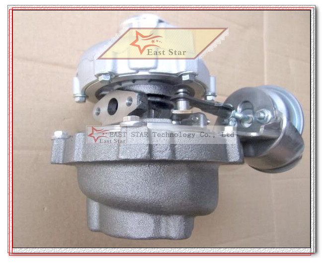 GTB1649V 757886-5005S 757886-5004S 28231-27450 28231-27460 turbocharger For Hyundai Santa Fe Sonata Tucson KIA D4EA 2.0L CRDi (5)