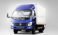 mobile led screen truck truck for rent