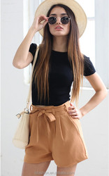 NEW arrival hot sales New women sexy xxx shorts Lancai fashion shorts in Nude
