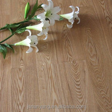 grey Ash brushed wood flooring with CE FSC certification