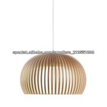 colgante de la lámpara / Lámpara colgante de madera (XCP5022/XCP5023/XCP5024/XCP5025)