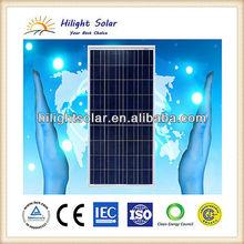 High Quality 140W / 150w poly Solar panel