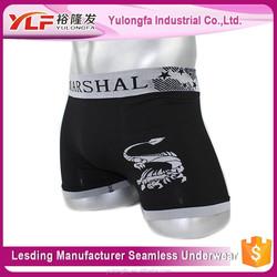 Underwear Factory Plain White Cotton Mens Underwear Boxer Briefs