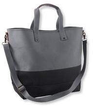 Grey Black Ladies Bag Best Selling Custom LOGO Handbags for Women