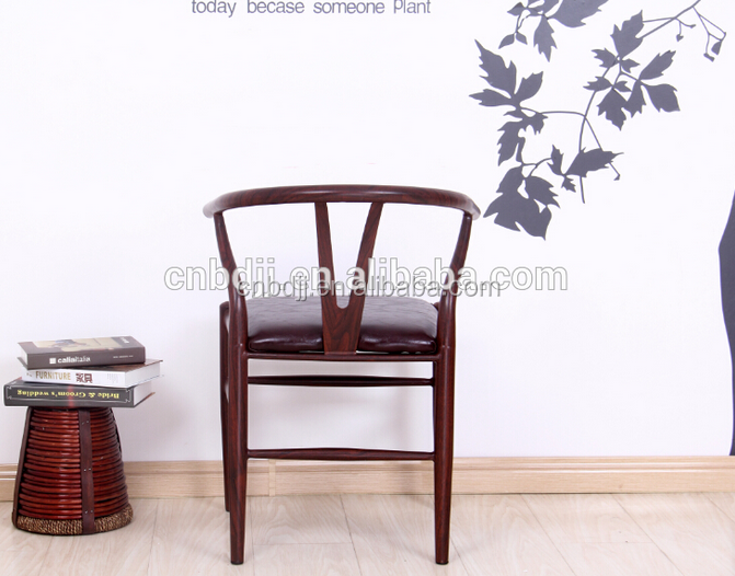 Antique Cheap Replica Chair Metal Chair Dining Room Chair With Pu Cushion For