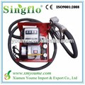 Dc singflo 40l/min aceite de la bomba eléctrica 12v/de aceite de la bomba de la asamblea