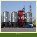 silo de grãos do tanque