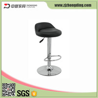 ZD-8069 High Quality Design PU Bar Stools With Adjustable