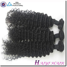 New Arrival 22 Inch Chinese Virgin Remy Deep Curly Hair Extension