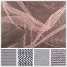 Hot product wholesale stretch tulle fabric