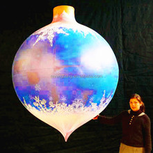 NB-CM-3018 High-quality Giant inflatable christmas ball for NewYear decoration
