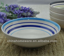 Korean style stoneware plates dishes