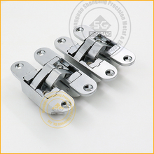 zinc alloy removable hinges 180 degree opening