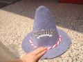 Sombrero de Oktoberfest con la insignia de encargo impresión MOQ de 250 unids