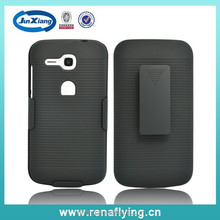 belt clip mobile phone cover for Huawei Y660