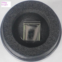 single calibration weight of E2 200mg with white ABS box