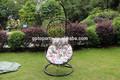 2015 nuevo modelo swing patio colgando conjunto silla del oscilación de muebles al aire libre