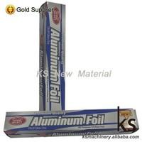 Aluminum foil roll for industrial