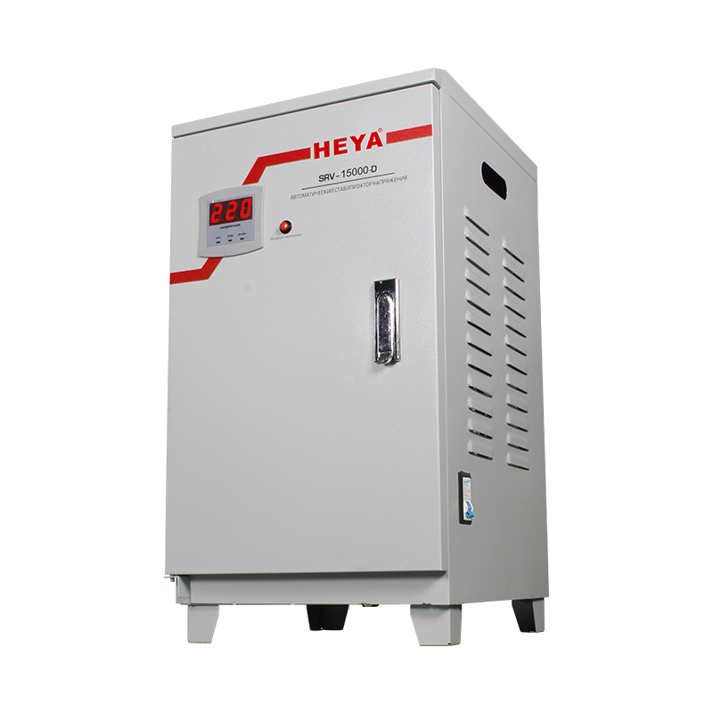 15kva eléctrico monofásico ac automático estabilizador de tensión