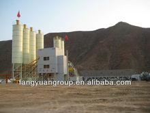 container style FYG HZS120D concrete mixing plant