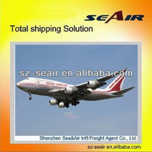 Door to door delivery service from China to Austria----SEA&AIR