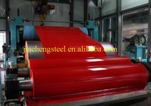 PPGI/ prepainted sheet metal /prepainted steel sheet in coils/ ASTMA653/50-60HRB