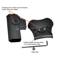 Cytac Holster right Paddle Holster 4 Glock 17 19 23 32