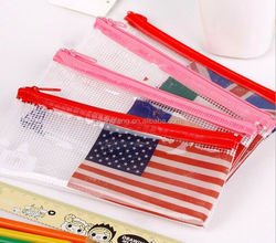 pvc bag/ pvc bags with zip lock from factory/ mini ziplock bags