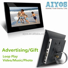 2015 Video Music Photo Player 7 inch Digital Photo Frame For Cars DPF7710-Full(E5)