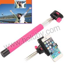 Newest Colorful Z07-5 Wireless Monopod Bluetooth Monopod For Mobile phone Apple iOS 4.0/Android System, Mobile Phone Monopod