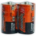 1.5 V zinco carbono bateria seca celular por certificação