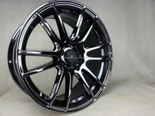 new design chrome alloy wheel rim 17 inch chrome aluminium alloy wheel rims 4x100
