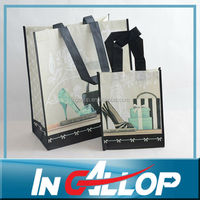 printing pp non woven bag with your design