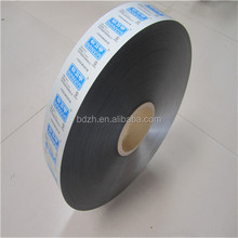 best price condom packaging film roll/candom wrappers