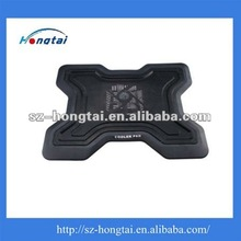 2012 HOT selling classic X-shape laptop cooler pad