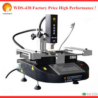WDS-430 Lowest cost laptop BGA rework station welding machine with touch screen, solder rework station