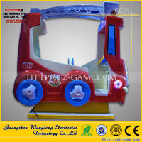 Most popular coin operated electric kids rocking ride machine