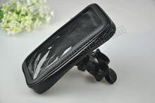 Wholesale Universal Waterproof Bike Bicycle Phone Case Bike Mount Holder ABS Protective Case