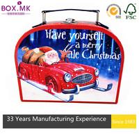 Hot Sale Christmas Gift Custom Cardboard Box Barbie